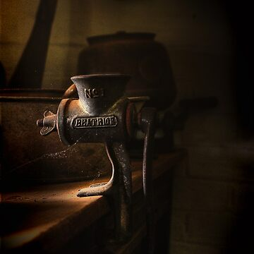 The Mincer ~ Monte Cristo by RosalieDale