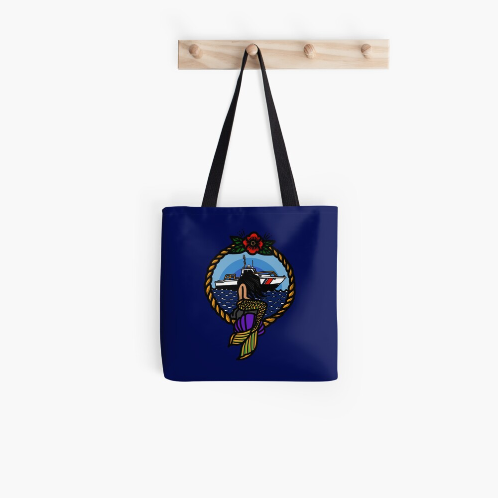 Mermaid Farewell 41 UTB Tote Bag