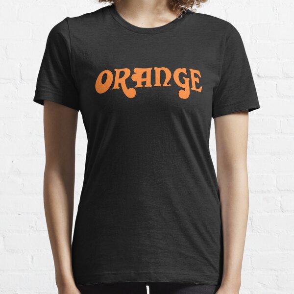 Orange Amplifier Essential T-Shirt
