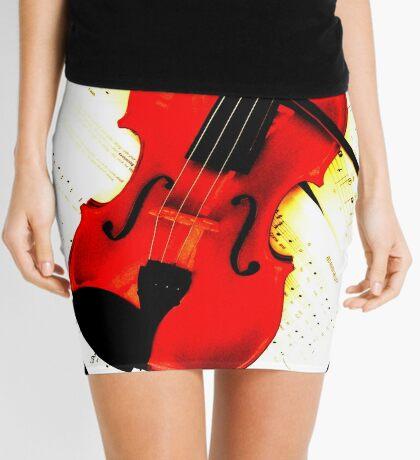 Gotta Have Music Mini Skirt