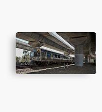 Metro Melbourne Canvas Print