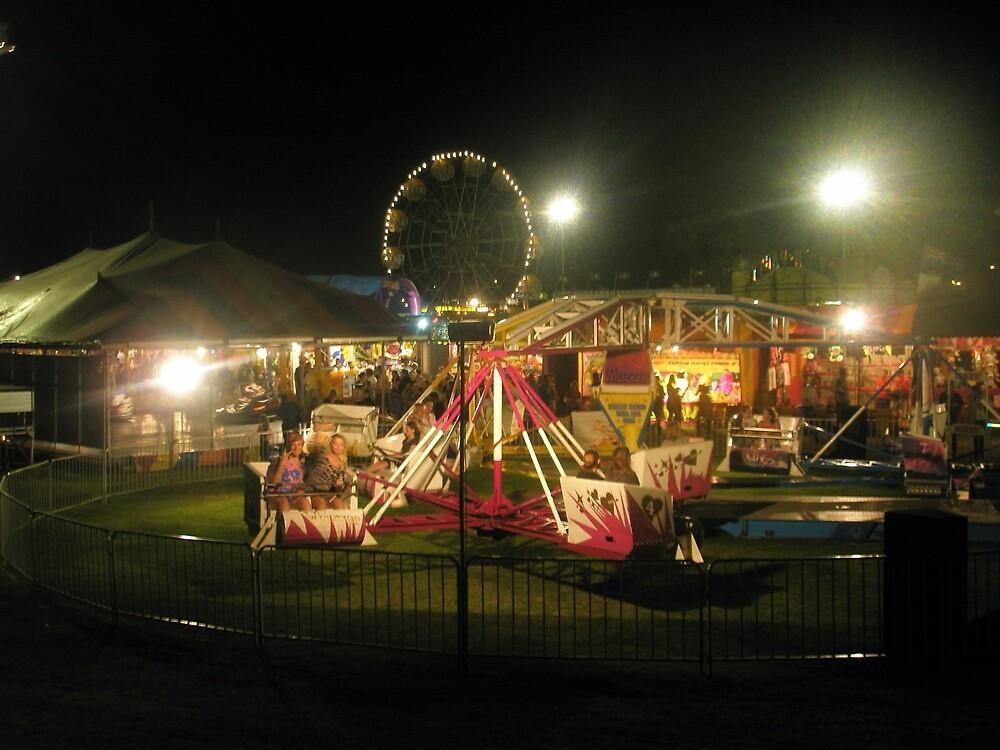 Night Carnival by Melissa Park