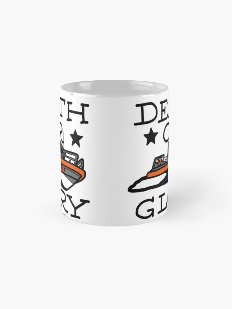 Alternate view of Death or Glory 45 RB-M Mug