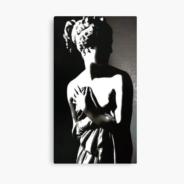 #Shadow #Hand #monochrome #women #naked clothing human body Canvas Print