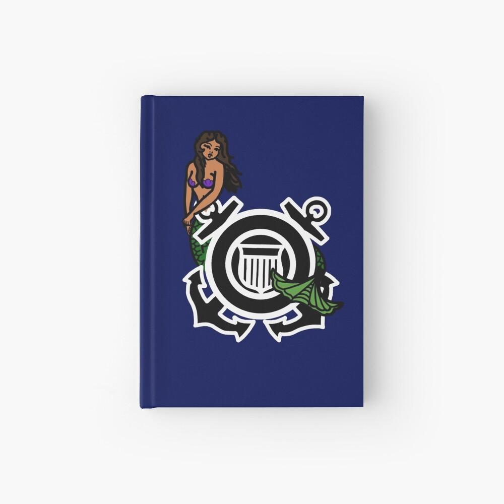 CG Shield Mermaid Hardcover Journal