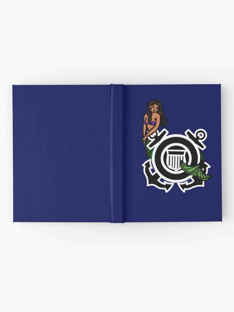 Alternate view of CG Shield Mermaid Hardcover Journal