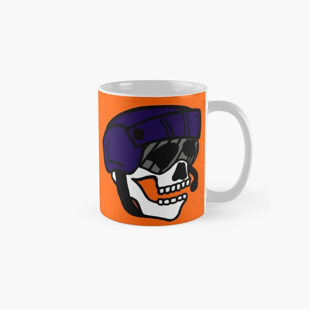 Coast Guard Skulls - Flight Mech Helmet Mug