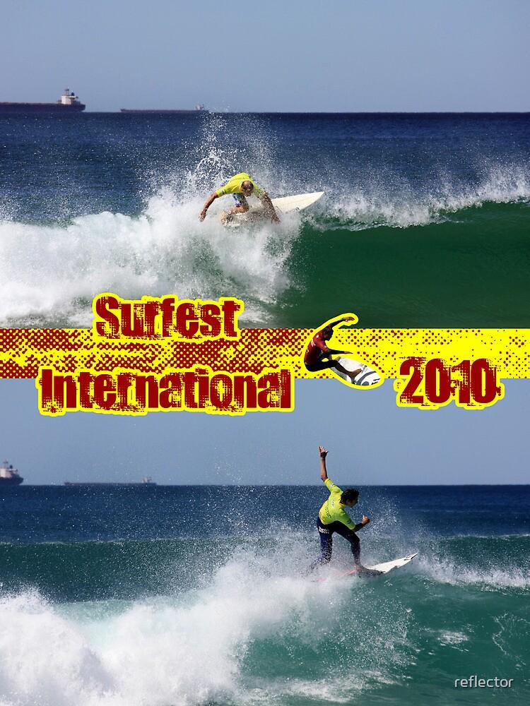 Riding High - Surfest International 2010 by reflector