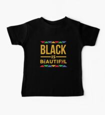Black is Beautiful Baby Tee