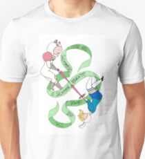Fionna and Bee - 'Swords' Unisex T-Shirt