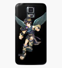 Kid Icarus - Dark Pit Case/Skin for Samsung Galaxy