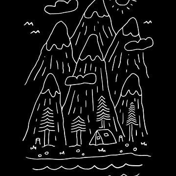 Tranquilidad (para la oscuridad) de quilimostock