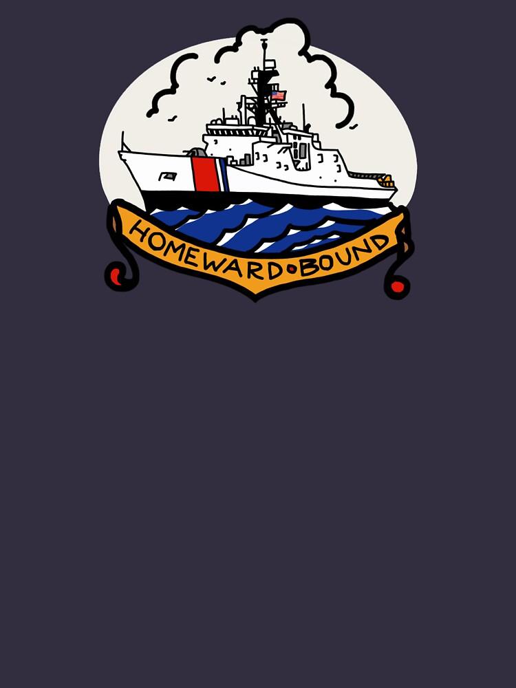 Coast Guard NSC Homeward Bound by AlwaysReadyCltv