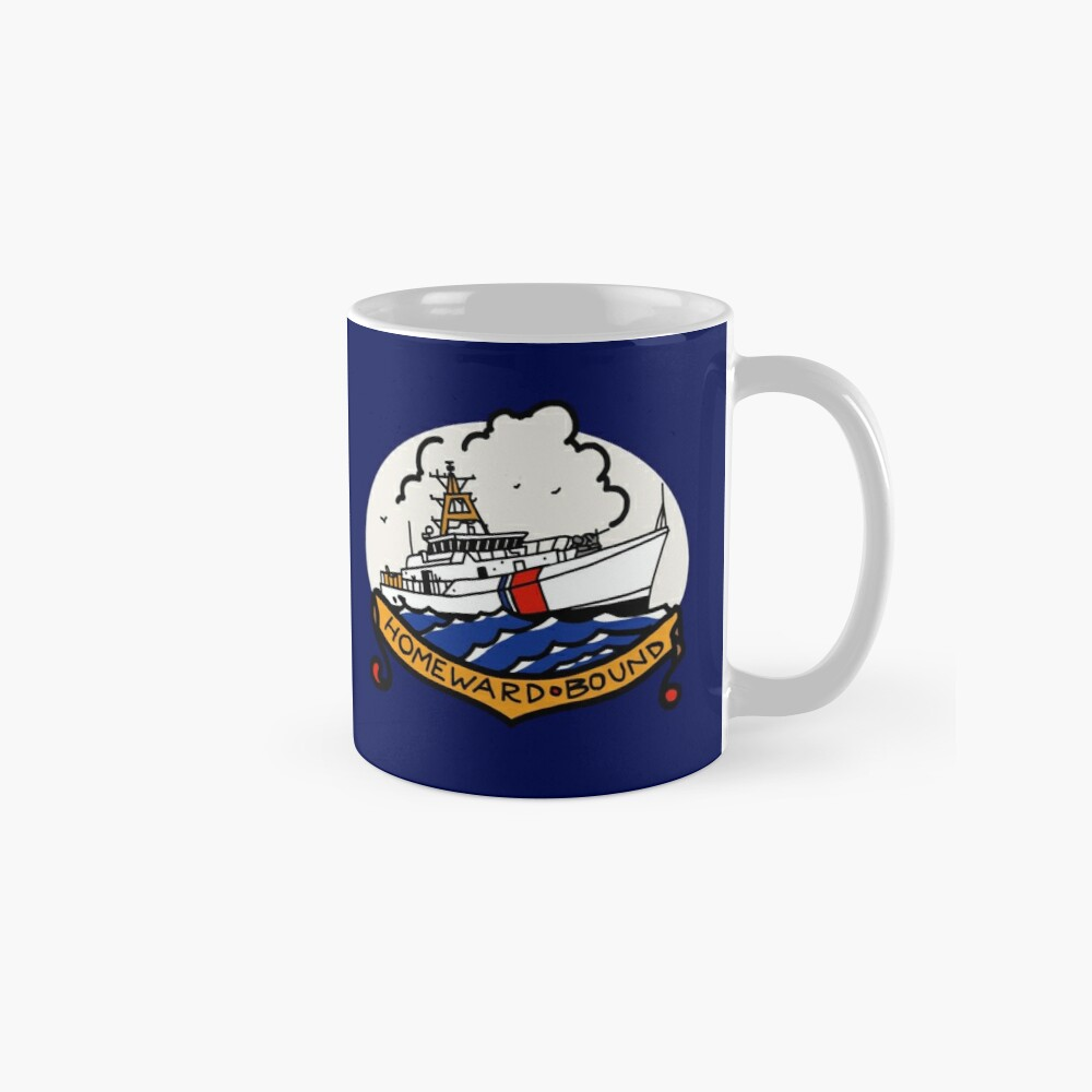 Coast Guard FRC Homeward Bound Mug