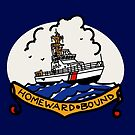 Coast Guard 87 Homeward Bound  by AlwaysReadyCltv