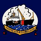 Coast Guard Buoytender Homeward Bound  by AlwaysReadyCltv