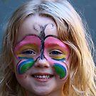 A Beautiful Butterfly by Ronald Rockman