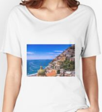 Love Of Poistano Italy Women's Relaxed Fit T-Shirt