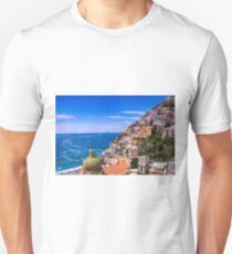 Love Of Poistano Italy Unisex T-Shirt