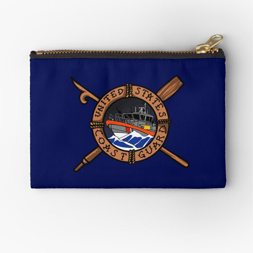 Coast Guard Boat Forces 45 RB-M Zipper Pouch