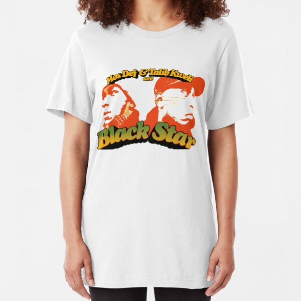 BLACK STAR Slim Fit T-Shirt