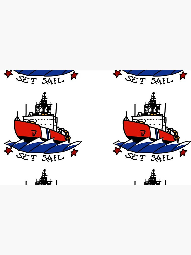 Coast Guard Polar Set Sail by AlwaysReadyCltv
