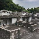 Okinawan Tombs by J J  Everson
