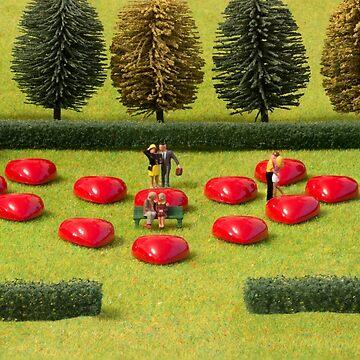 Lovers Garden by silversnapper1