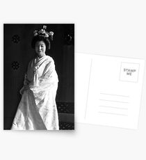 Meiji Postcards