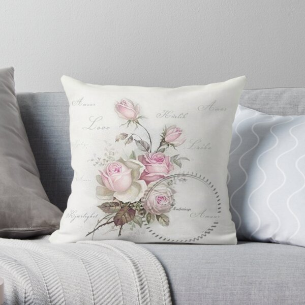 paired with the depth of the soul. Let yourself be touched and have fun browsing! Throw Pillow