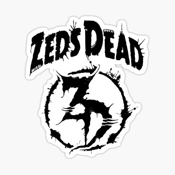 Zeds Dead Sticker