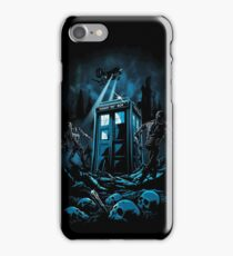 The Doctor's Judgement iPhone Case/Skin