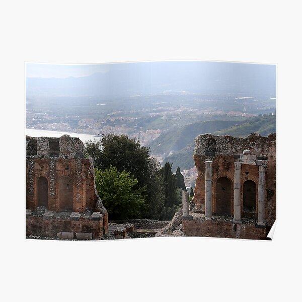 Poster: Taormina | Redbubble