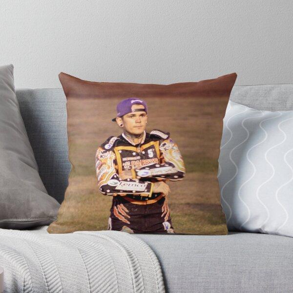 Tai Woffinden Throw Pillow