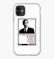 VeganChic ~ Philip Wollen Inspire iPhone Case