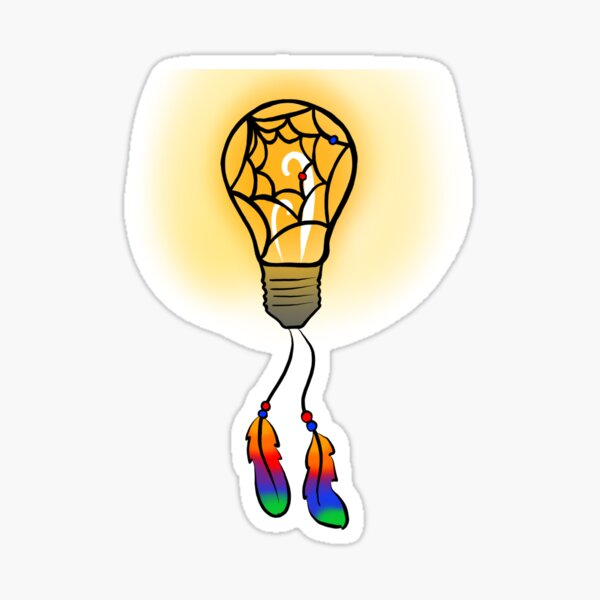 Bright Ideas Sticker
