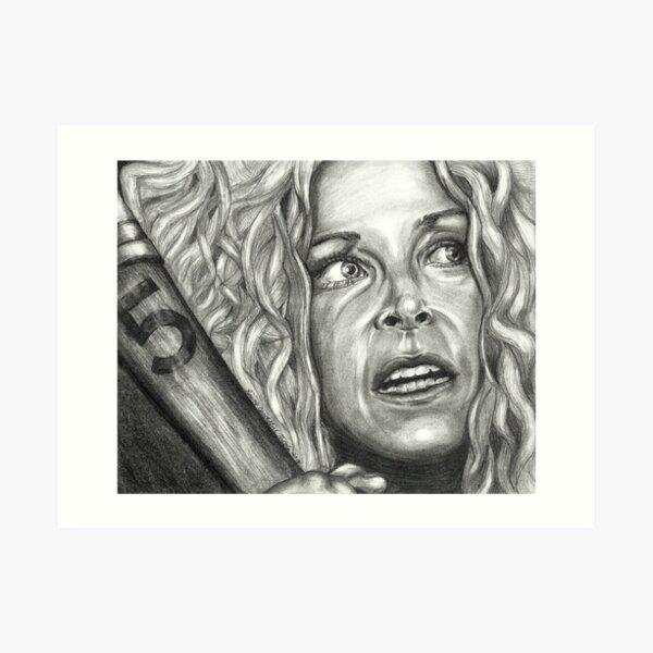 500 to 1  Art Print
