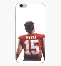 Mahomes MVP Chiefs MVPAT iPhone-Hülle & Cover