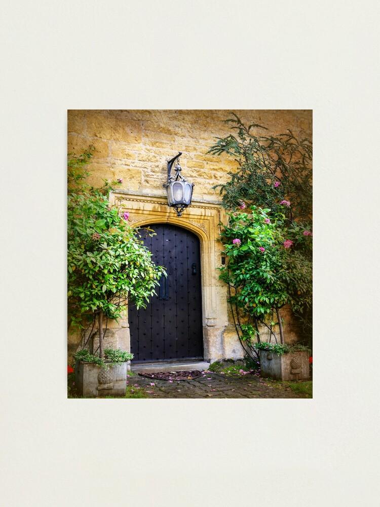 Alternate view of Opulent doorway  Photographic Print