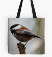 Feathered Woodland Sprite Tote Bag
