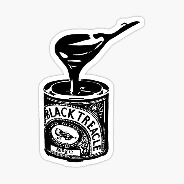 Black Treacle, Arctic Monkeys inspired Artwork  Sticker