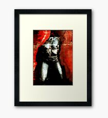 interworld and the new innocence Framed Print
