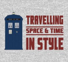 Travelling Space and Time in Style