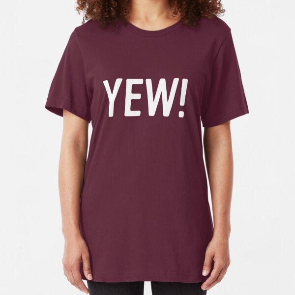 YEW Letterkenny Slim Fit T-Shirt