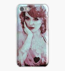 Drawing Debra iPhone Case/Skin
