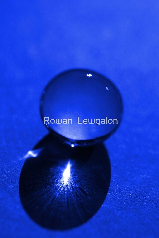 Deepest Blue by Rowan  Lewgalon