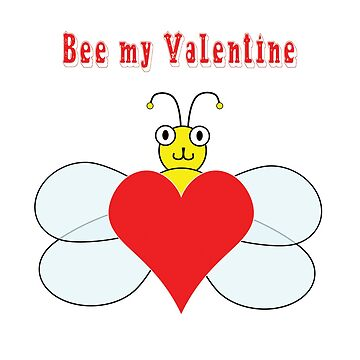 Bee my Valentine by Ankee