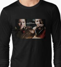 FRINGE - Etta and Olivia + The Bullet That Saved The World Long Sleeve T-Shirt