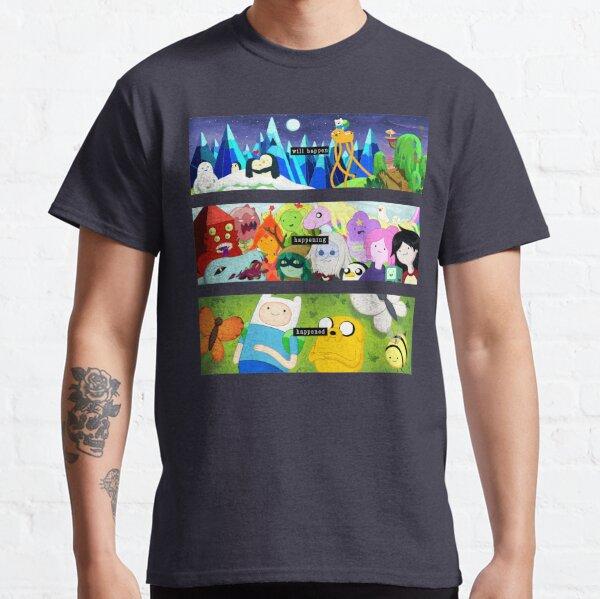 Time Adventure Classic T-Shirt
