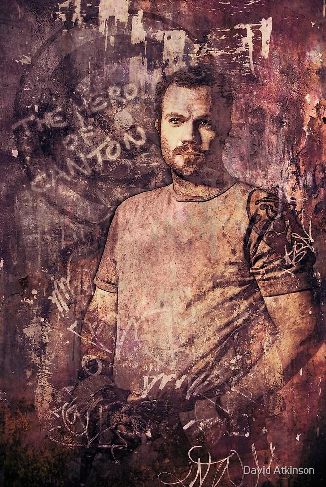 The man they call Jayne by David Atkinson